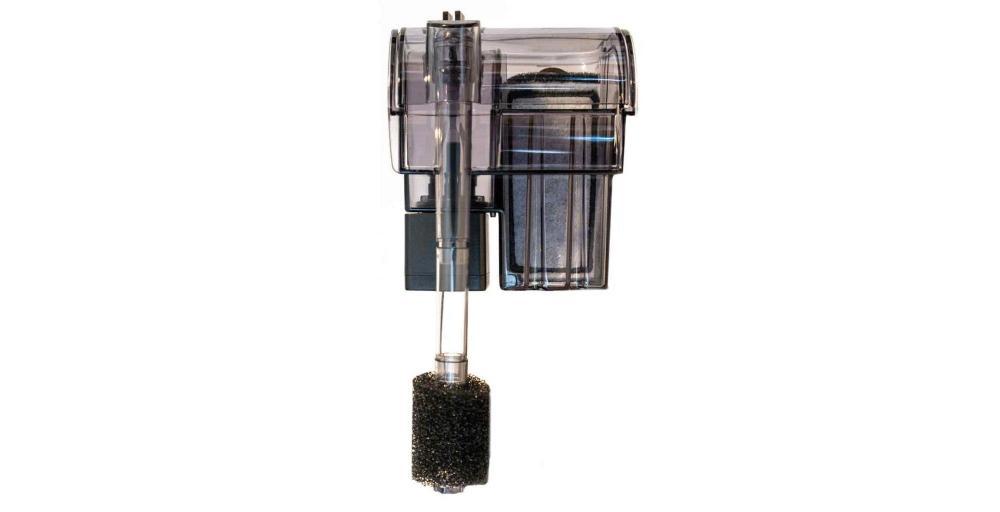 filtro de nano tanque para colgar en la parte posterior